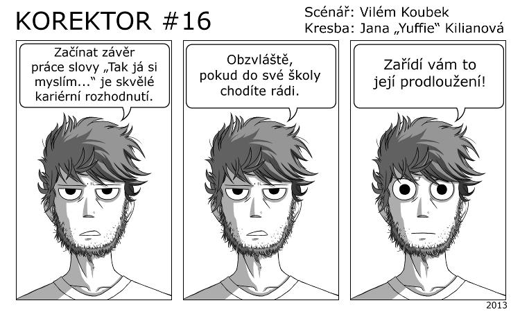 Korektor #16