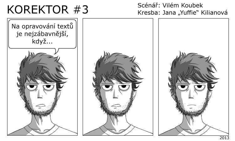 Korektor #3