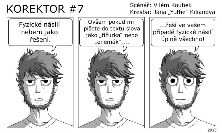 Korektor #7