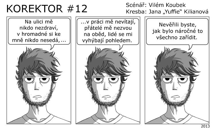 Korektor #12
