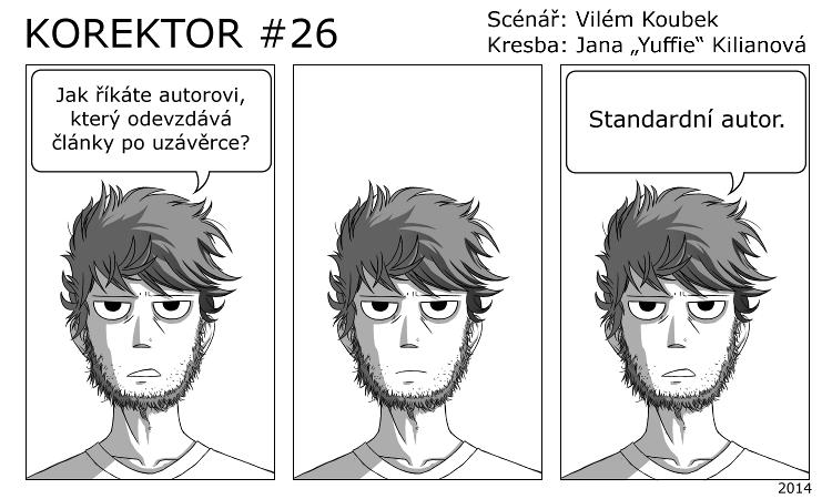 Korektor #26