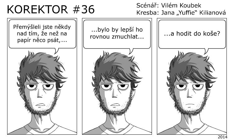 Korektor #36