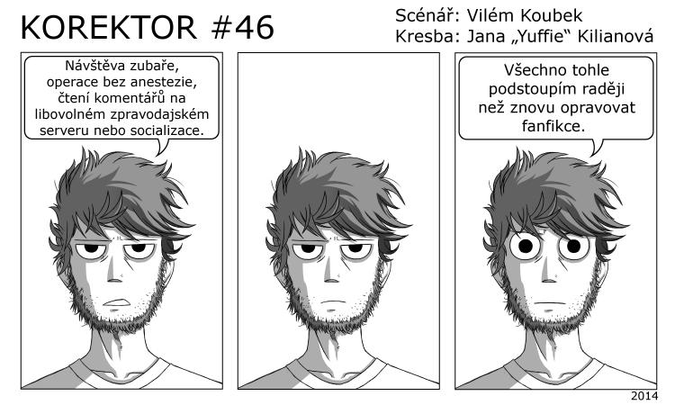 Korektor #46