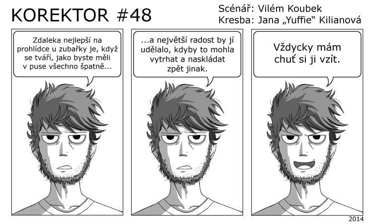 Korektor #48