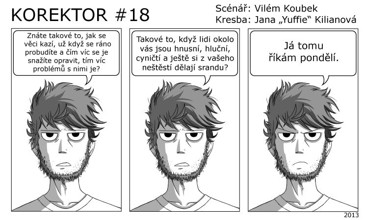 Korektor #18