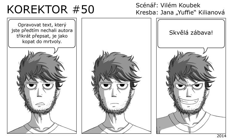 Korektor #50