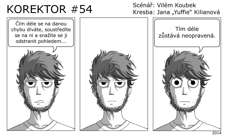 Korektor #54