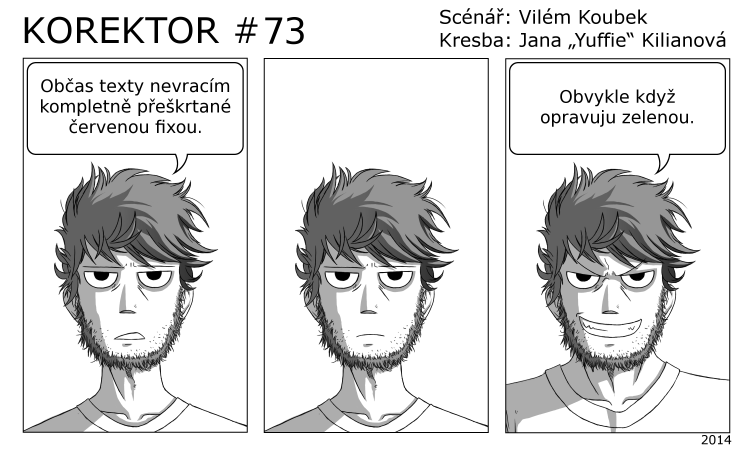 Korektor #73