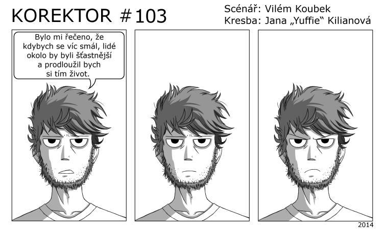 Korektor #103