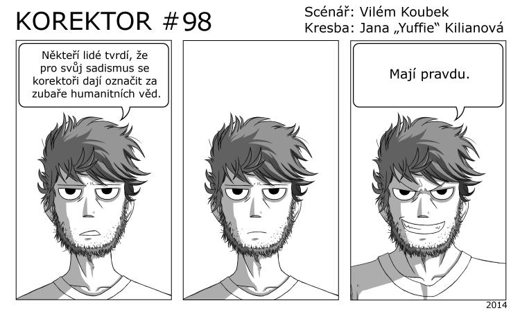 Korektor #98